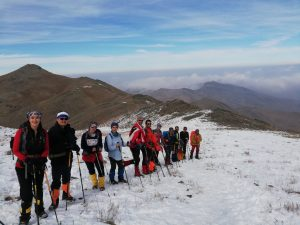بلندترین قله استان قم