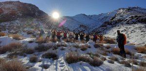 بلندترین قله استان مرکزی