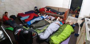 خوابگاه سنگنوردی دلیجان