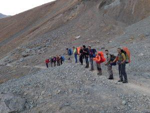 گروه کوهنوردی طرح سیمرغ