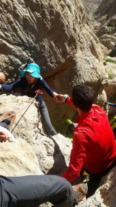 گروه کوهنوردی تهران ام اس سنتر