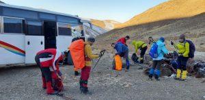 گزارش برنامه قله دومیر