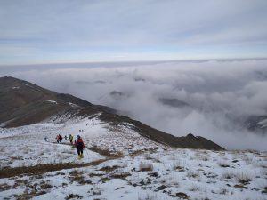 کوهنوردی تهران