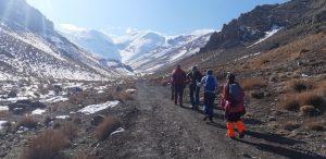 گزارش برنامه قله برف انبار